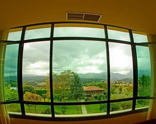 Excepcionales vistas