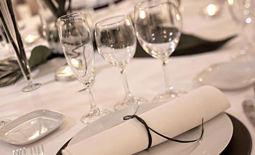 Lugar de celebración con catering