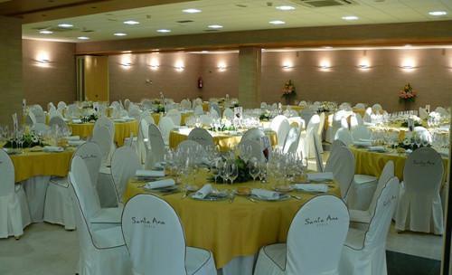 Una boda elegante