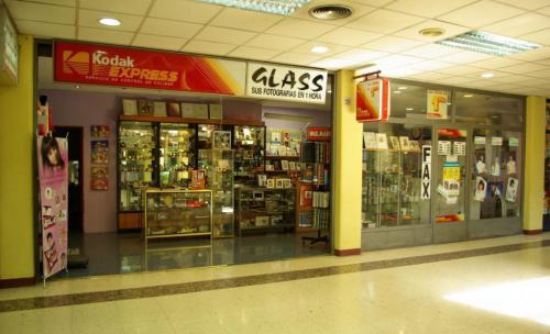 glass fotografias