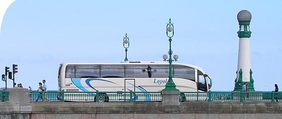 Autobus Loyola