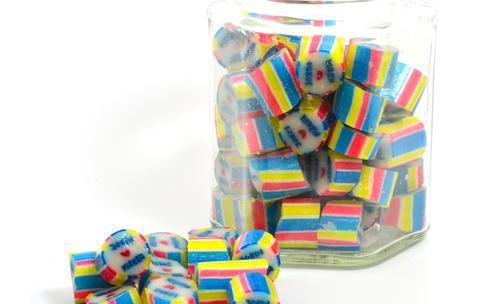 Caramelos personalizados para boda