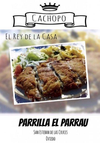 Parrilla El Parrau