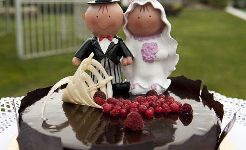 Tarta de boda