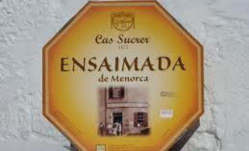 Ensaimada Cas Sucrer