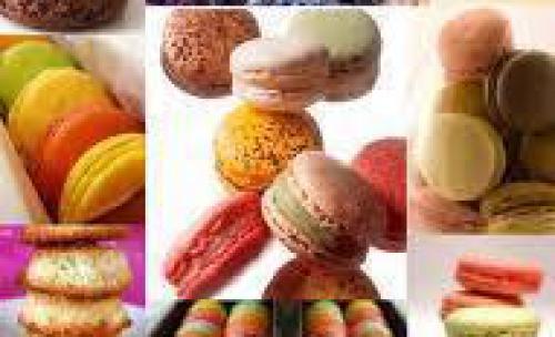Cajas de bombones delicatessen y macarons para eventos