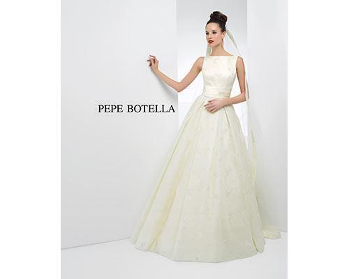 Especializados en vestir a la novia