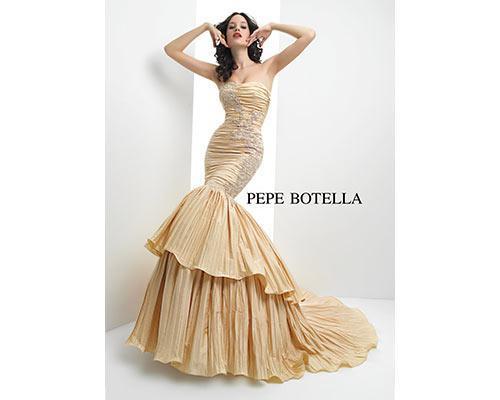 Todos los estilos de vestidos de novia