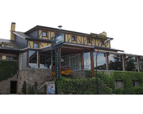 Un hotel con increibles vistas a la sierra de madrid y la mejor de las cocinas