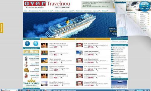 Web TRAVELNOU.COM