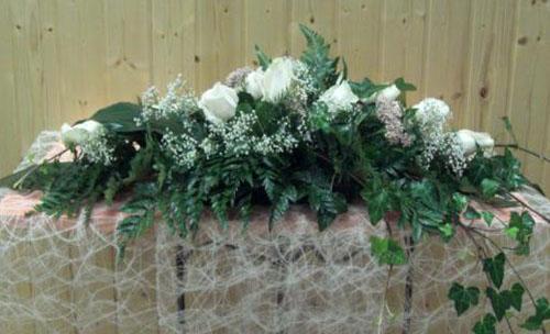 Arte floral para decorar vuestra boda