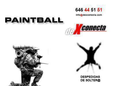 Paintball Salamanca