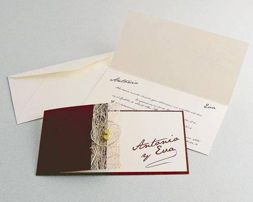 Invitaciones originales y elegantes