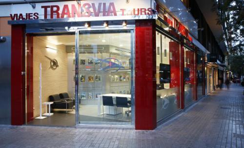 En el centro de Valencia
