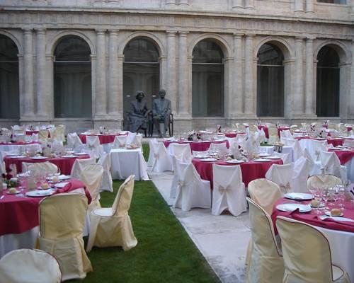 Una boda de lujo en valladolid