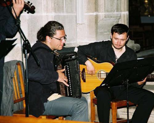 Amenización musical