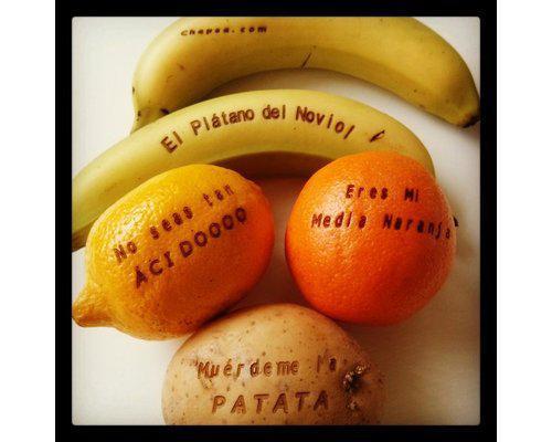 Frutas personalizadas