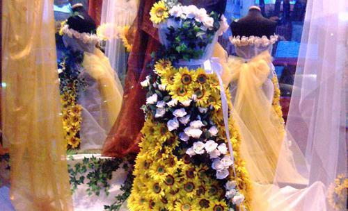 Un vestito di fiori