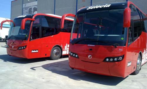 Buses 55 SELECTA
