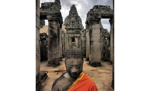 Con sus ancestrales templos y pagodas