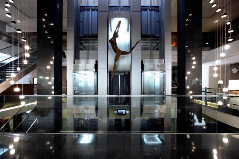 Hall Hotel Primus Valencia