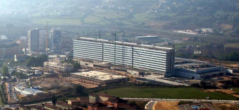 Centro de Salud Asturias