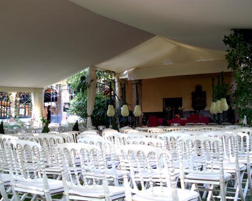 Todo para la ceremonia
