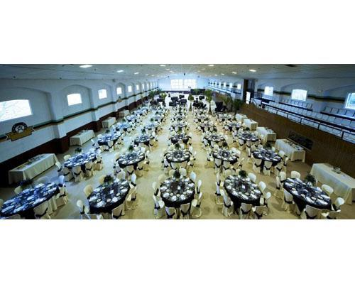 Un banquete de bodas de catering san jorge