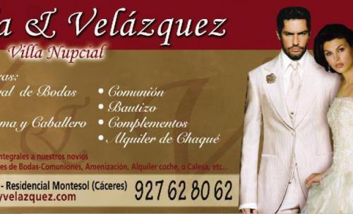 Novias Varela&Velazquez Villa Nupcial