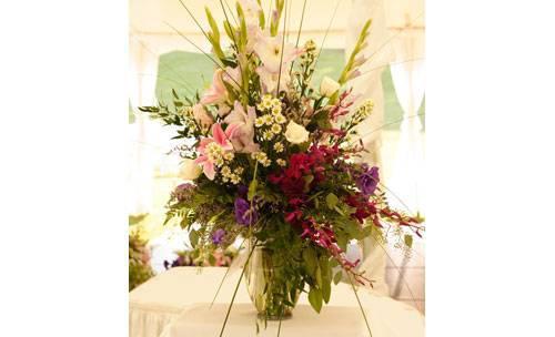 Arreglos florales para bodas y ramos de novia.