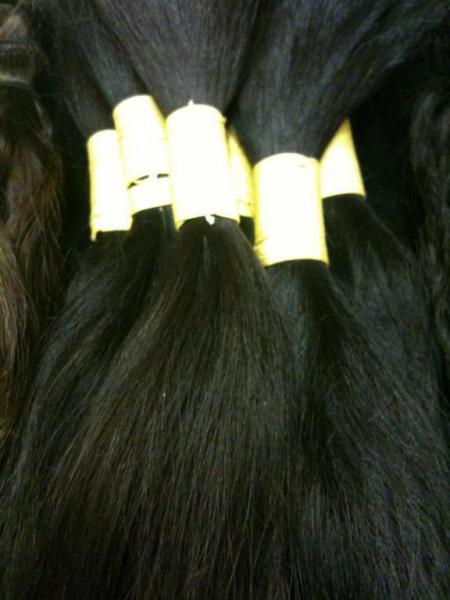 cabello virgen