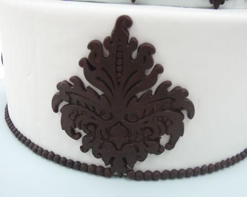 Tartas de diseño realizadas artesanalmente para un día muy especial