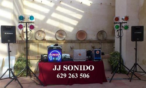 ALQUILER DE SONIDO PROFESIONAL - JJ SONIDO