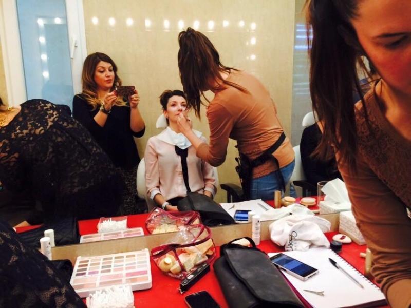 Maquillaje fiesta y artístico en Huelva y Sevilla Alexandra Muñoz