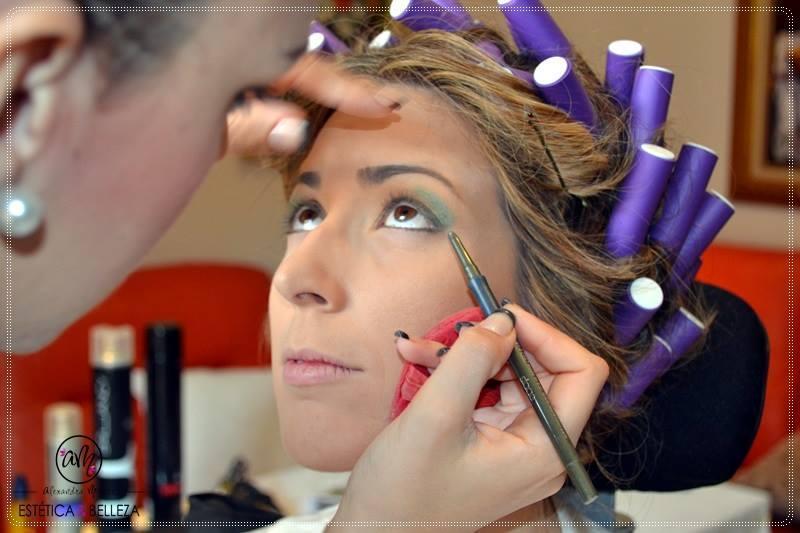 Maquillaje de boda para novia en Huelva
