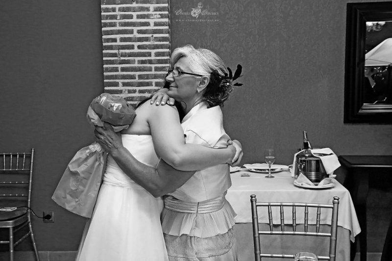 Fotografía de bodas, Chema & Davinci