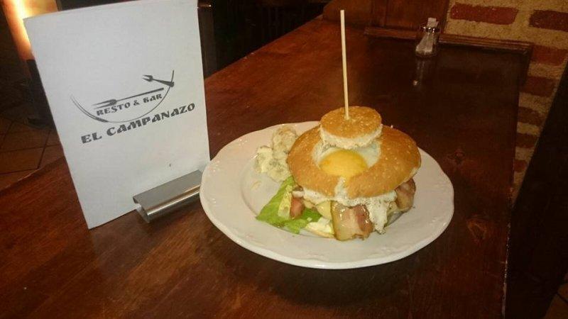 restaurante el campanazo