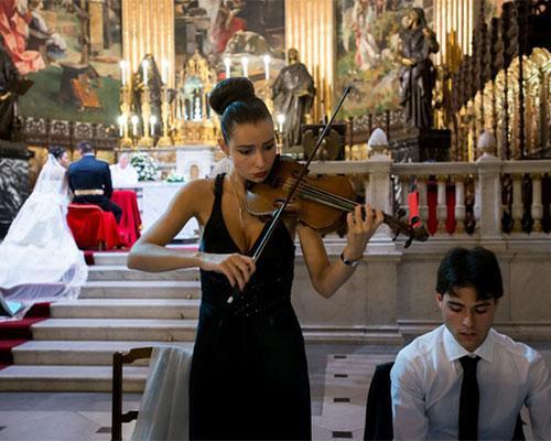Musica para la ceremonia