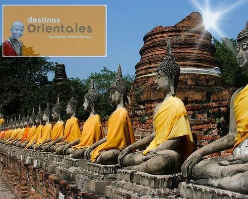 Viajes de novios a thailandia
