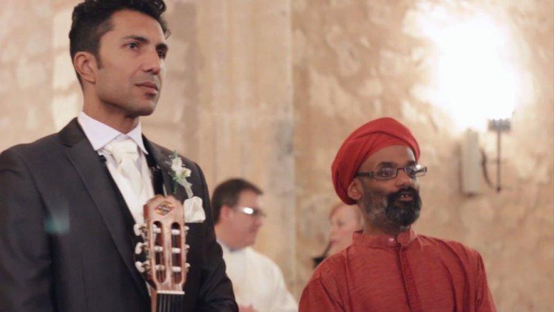 videos de bodas en segovia