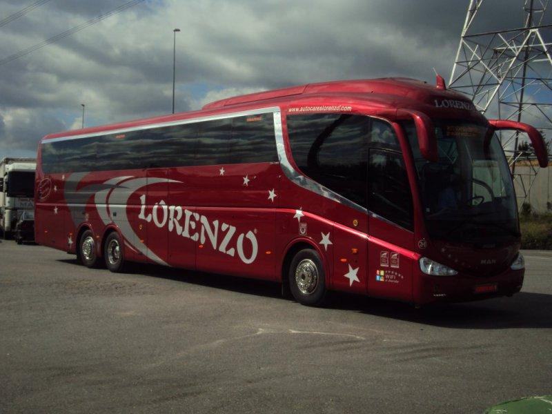 Autocares Lorenzo