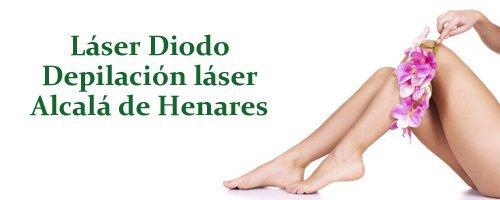 Láser Diodo - Depilación Láser Alcalá de Henares
