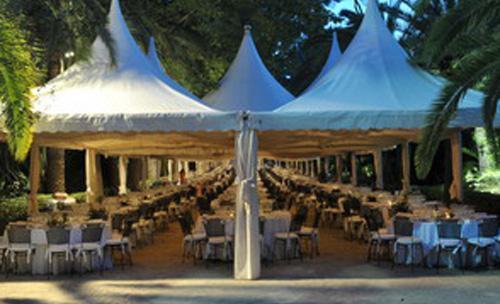 Bodas jardin botanico malaga for Restaurante jardin botanico